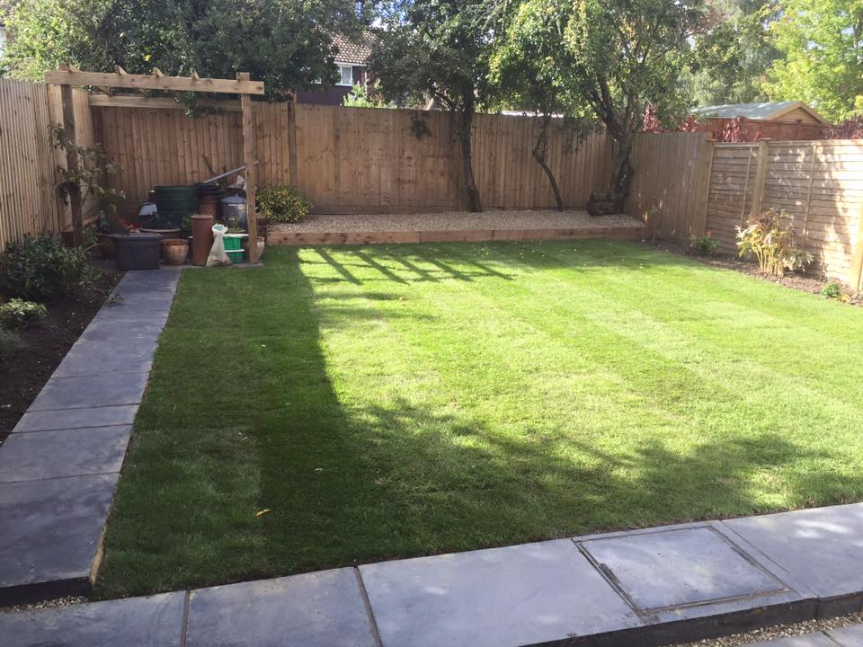 Garden Design Windsor